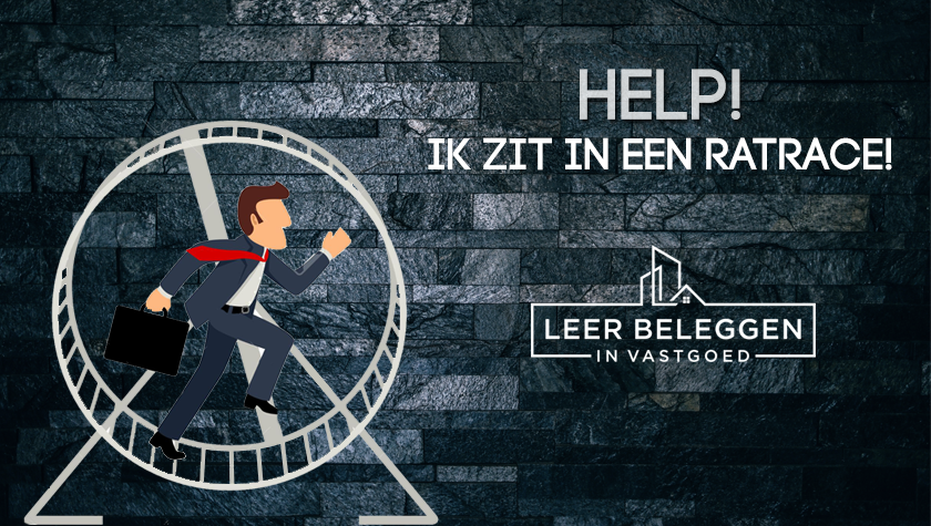Help! Gevangen in de Ratrace!