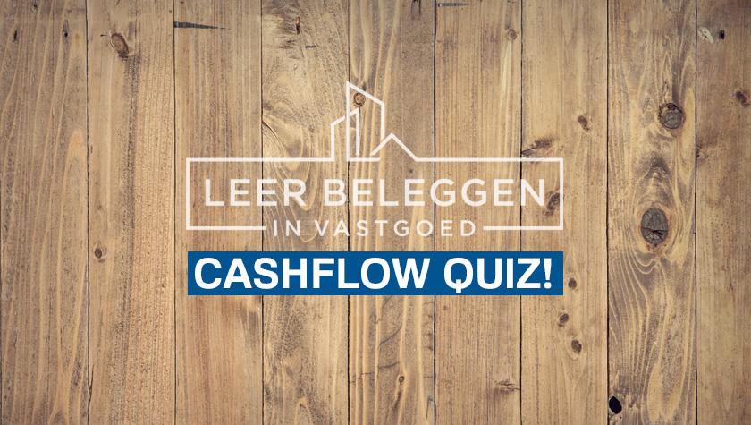 Cashflow Quiz
