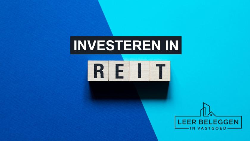 Investeren in REITs