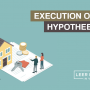Execution only hypotheek