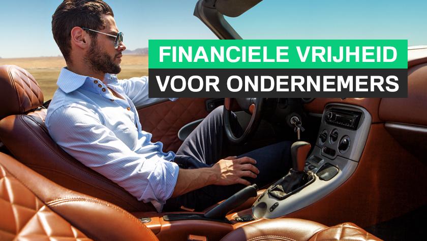 Financiele vrijheid voor ondernemers